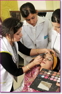 Cosmetology subjects at university